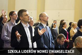 Szkoła Liderów Nowej Ewangelizacji