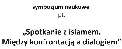 sympozjum m